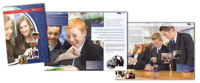 Sandown Bay Academy 2015 prospectus