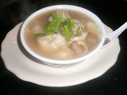 D3 Wonton Soup | by Golden Gate Chinese Restaurant