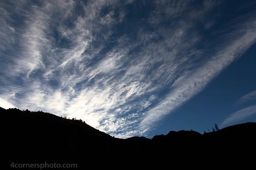 california autumn trees sky color fall silhouette clouds rural landscape scenery unitedstates northamerica pinecrest cirrus sierranevadamountains stanislausnationalforest sonorapass tuolumnecounty 4cornersphoto