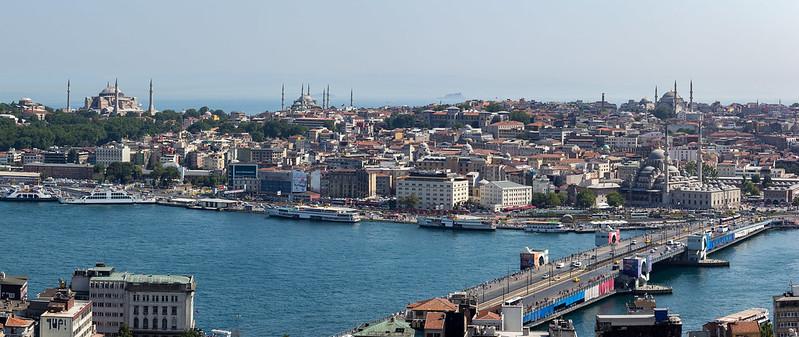 La vieja Bizancio: Estambul