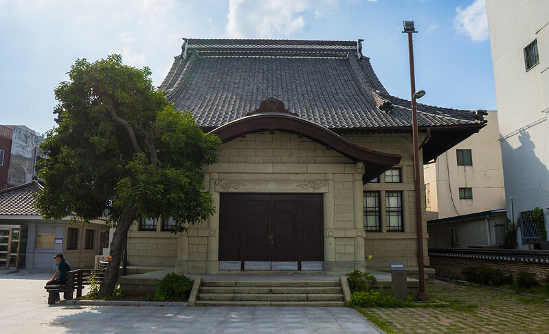 Former Mokpo Branch of Higashi Hongan-ji Temple, South Korea