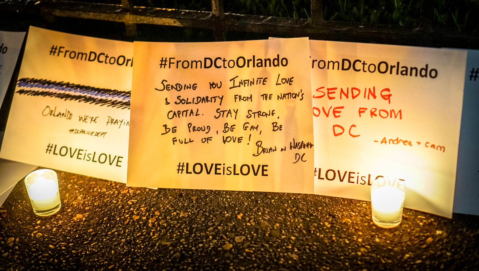 2016.06.13 From DC to Orlando Vigils 06128