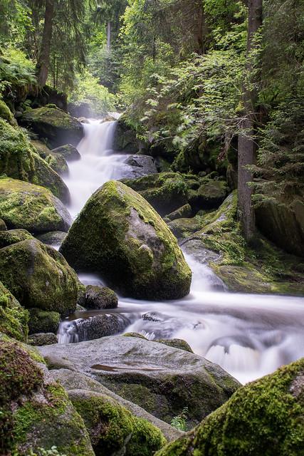 Triburger Wasserfall