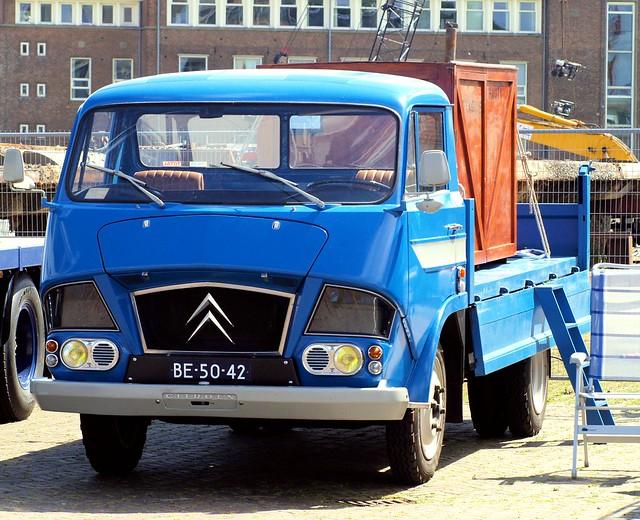 1970 Citroën NDP 350