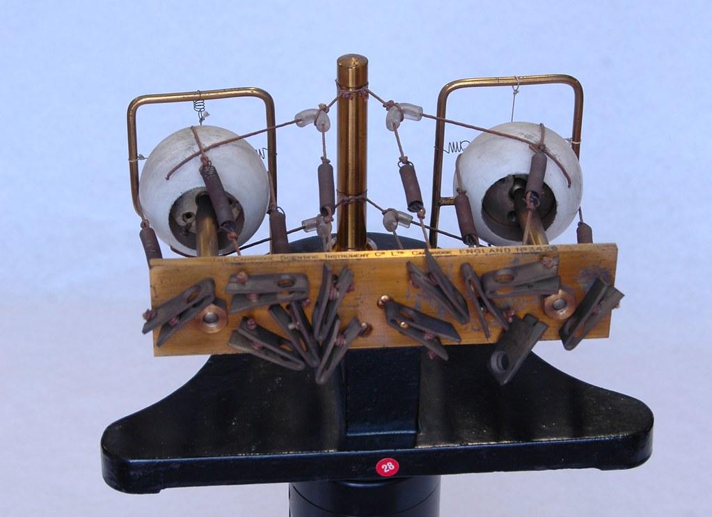 Binocular Vision Demonstration Apparatus