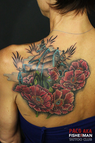 Tatouage par Paco Fisherman tattoo club aix en provence | by fisherman_tattoo_club