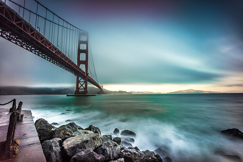The golden gate bridge, San Francisco, California, United States | by Giuseppe Milo (www.pixael.com)