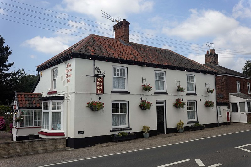 Alby, Horse Shoes Inn