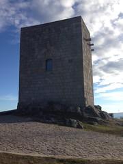 Passeios na Freguesia - Torre de Menagem
