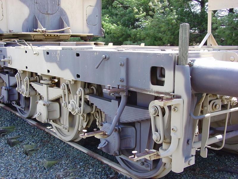 28cm K5(E) Leopold Rail-Road Gun 3