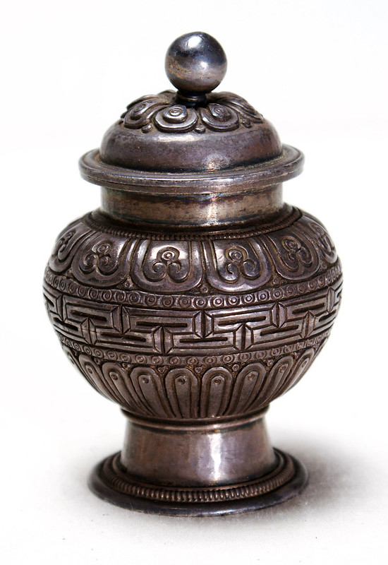 Tibetan Inkwell