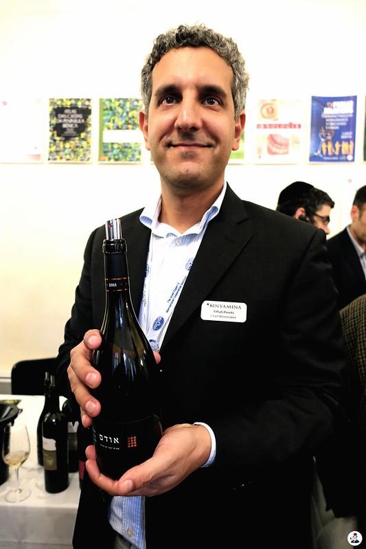Dégustation de Vins Israeliens