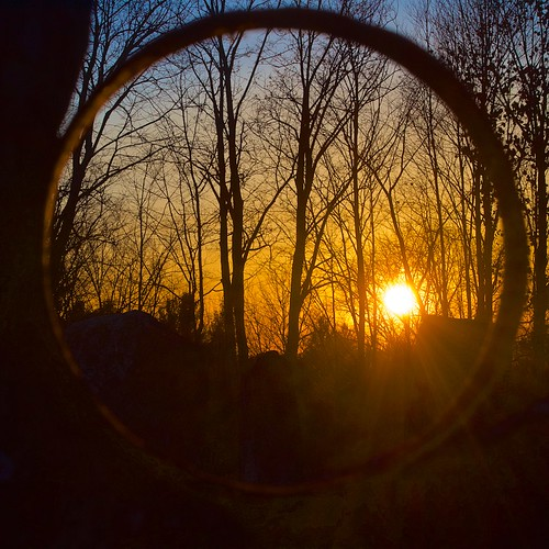 alignmentring ring solstice stonecircle sunset winter wintersolstice