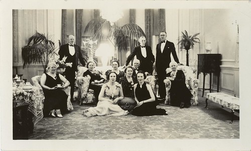 Group portrait at Government House | by Provincial Archives of Alberta