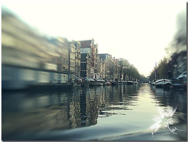 Zooming - Ámsterdam ✈