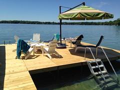 Bell Tower Design Gull Lake Dock