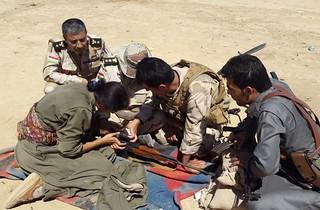 PKK & PUK Peshmerga