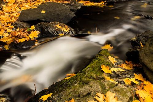 longexposure water waterfall