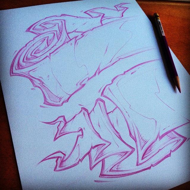 Sketching Some Elements For A New Clothing Line Absorb81 Flickr