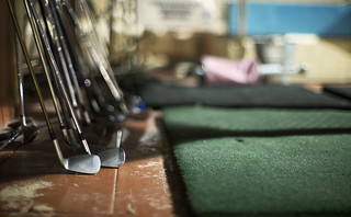 Golf Clubs | by Joey Escuin