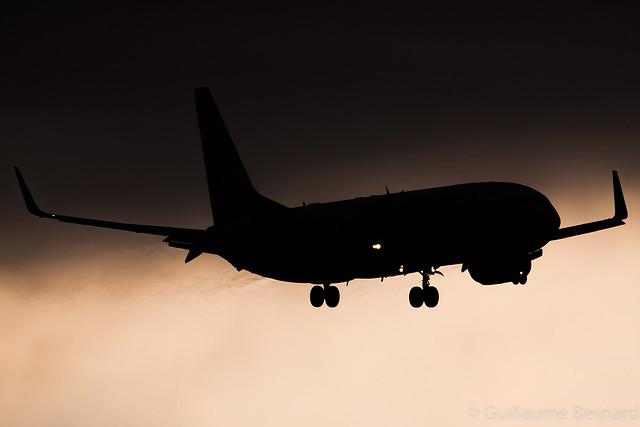 Boeing 737-800 Air Algérie 7T-VKF cn 40860/3471
