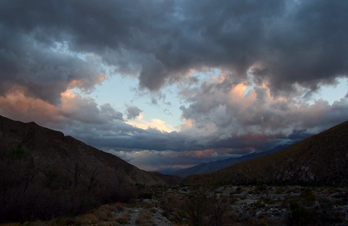 california sunset storm rain weather clouds whitewaterriver sanbernardinocounty riversidecounty whitewatercanyon