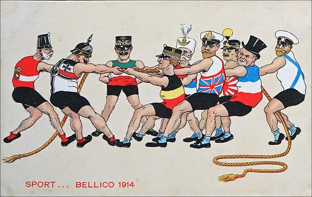 La neutralité de l'Italie en 1914