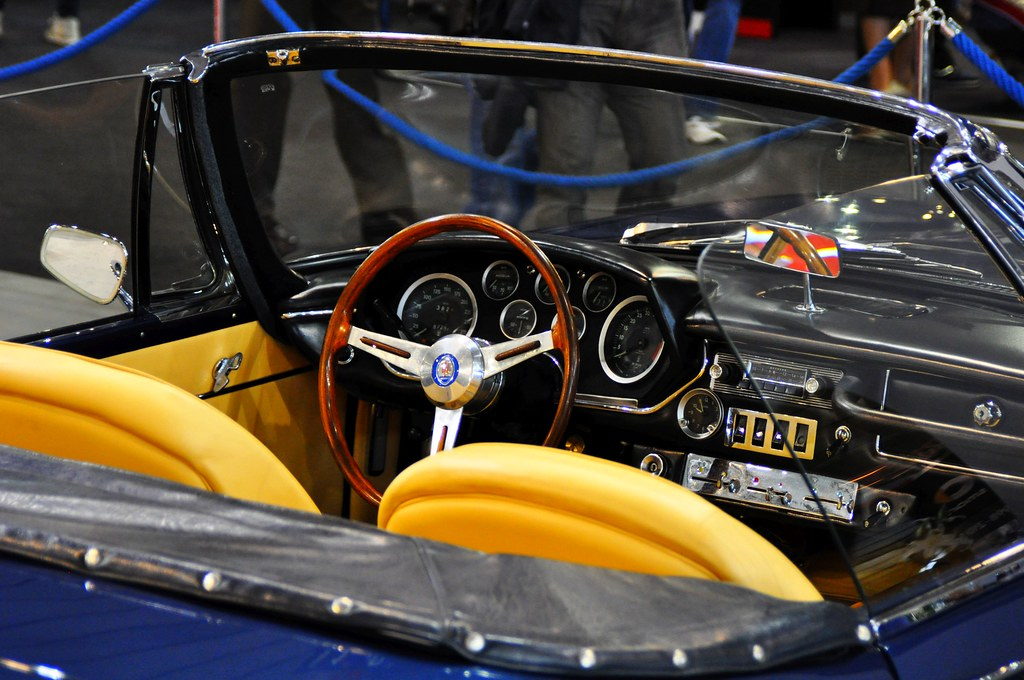 Maserati Mistral Spyder (1964-1970) | Disegno di Pietro ...