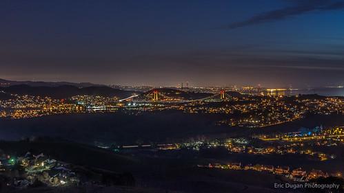 california reflections evening twilight nikon factory dusk rodeo lighttrails vallejo refinery crockett carquinezbridge sanpablobay chsugar d600 carquinezstrait benica sugartown alfredzampabridge photogrpraphy ericdugan channingcirclepark
