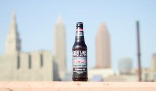 Cleveland Skyline Christmas Ale | by EDrost88
