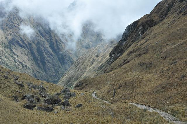 The Inka Trail to Machu Picchu
