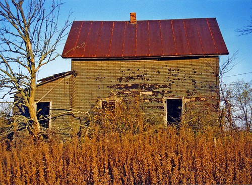 Abandoned in Elkhart County