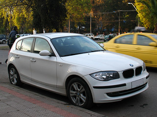 1-series (E87) - BMW