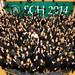 Uroczystość ukończenia studiów 2014