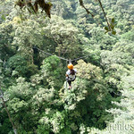 03 Viajfilos en Panama. Canopy en Boquete 13