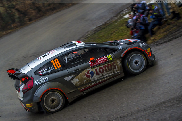 Shakedown - Rallye Monte-Carlo 2015
