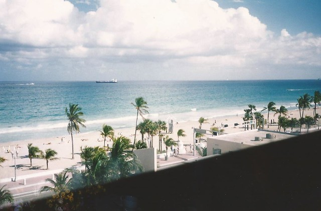 Playa de Fort Lauderdale/Fort Lauderdale Beach, Florida, USA - www.meEncantaViajar.com