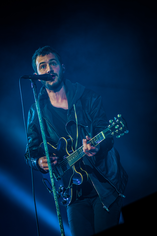 Editors @ Rock Werchter 2016 (© Timmy Haubrechts)