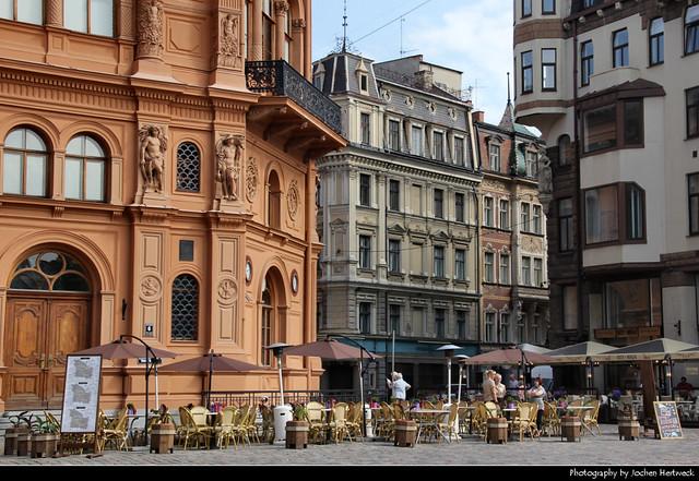 Doma Laukums, Riga, Latvia
