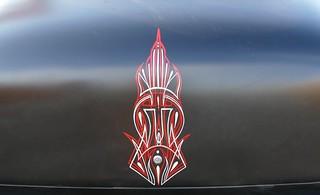Chevrolet pinstripe