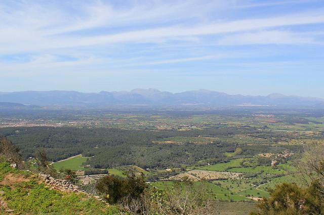 Mallorcan view