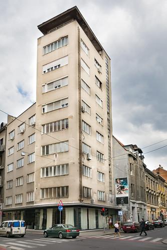 Zagreb - Masarykova ulica   by Añelo de la Krotsche