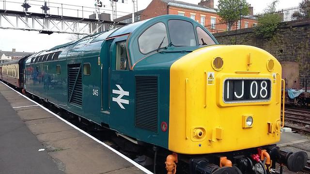D345/40145 (4-5-15) East Lancs Railway
