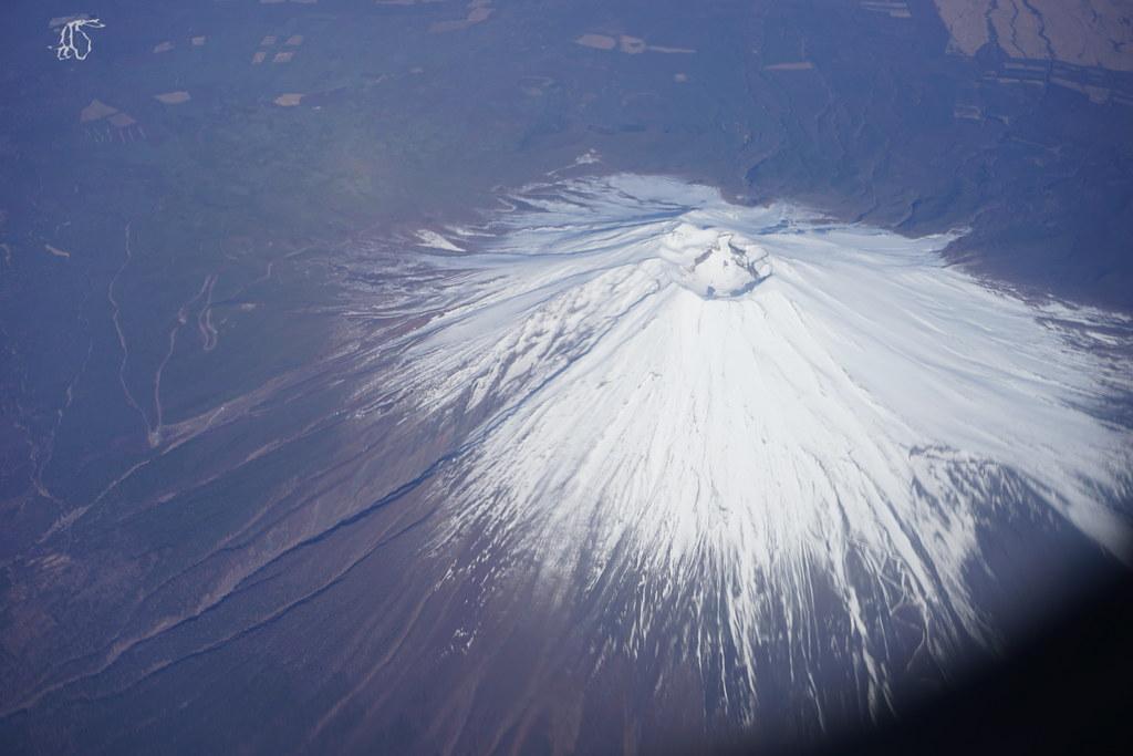 tiger air Taiwan富士山2