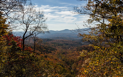 autumn mountain nature colors leaves canon georgia landscape top ngc npc amicalolafalls appalachianmountains outstandingromanianphotographers