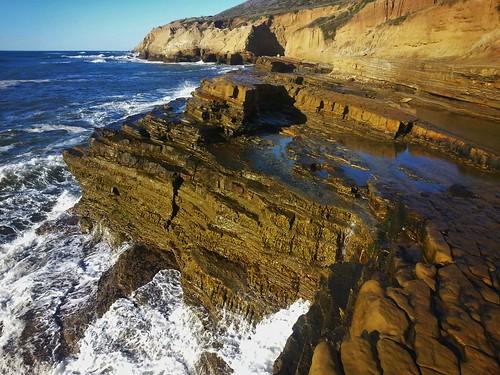 ocean california seascape geotagged sandiego samsung pacificocean tidepools cabrillonationalmonument samsunggalaxys3