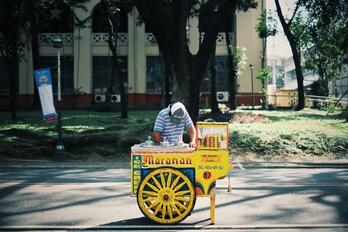 ice cream vendor #52photowalks