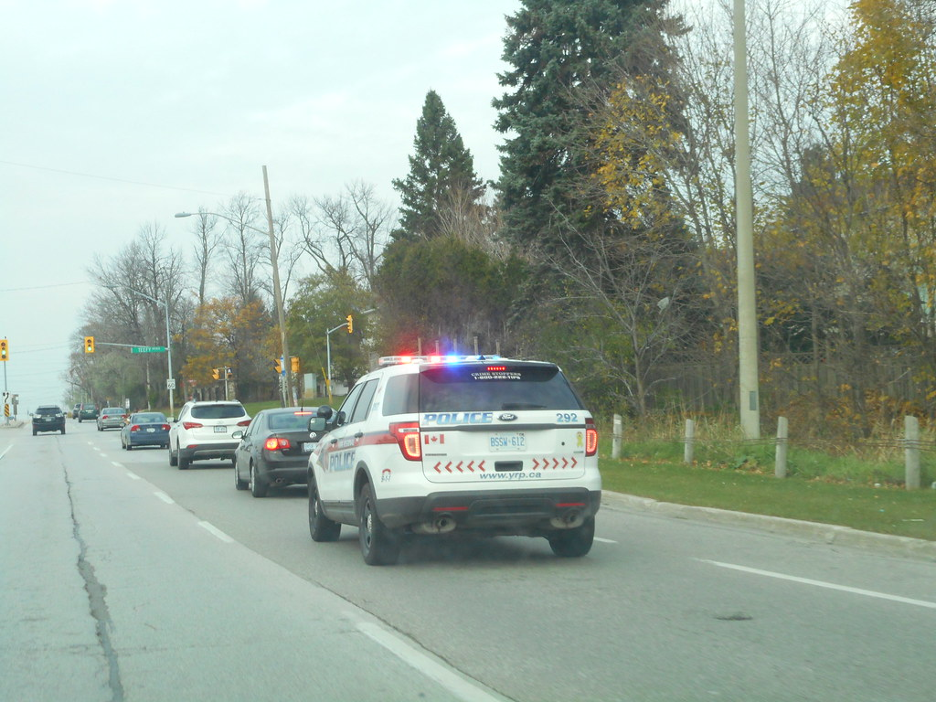 York Regional Police Responding Code 3 (See description) | Flickr