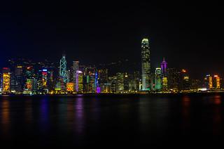 Hong Kong Skyline | by abdul / yunir