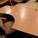 16x12 Beech desk